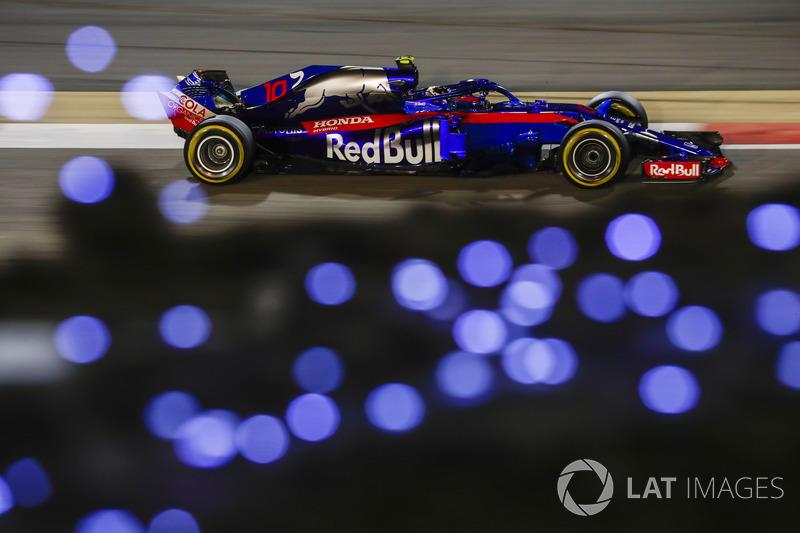 5: Pierre Gasly, Scuderia Toro Rosso STR13, 1'29.329