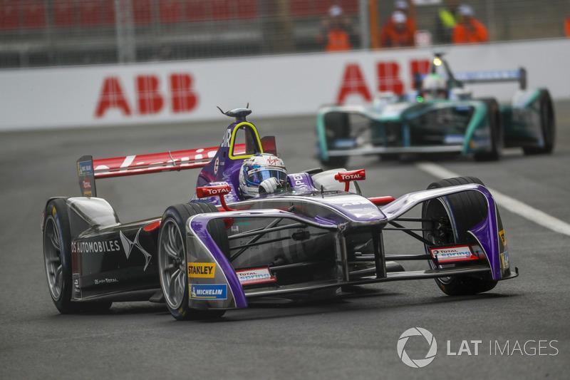 Alex Lynn, DS Virgin Racing, Antonio Felix da Costa