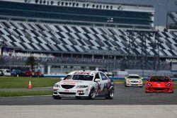 #16 MP3B Mazda 6, Tonino Aybar, Kiko Cabrera, High Temp Racing