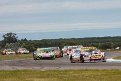 Martin Serrano, Coiro Dole Racing Chevrolet, Nicolas Gonzalez, A&P Competicion Torino, Matias Rossi,