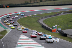 Start action Race 2, Asia Pacific Challenge