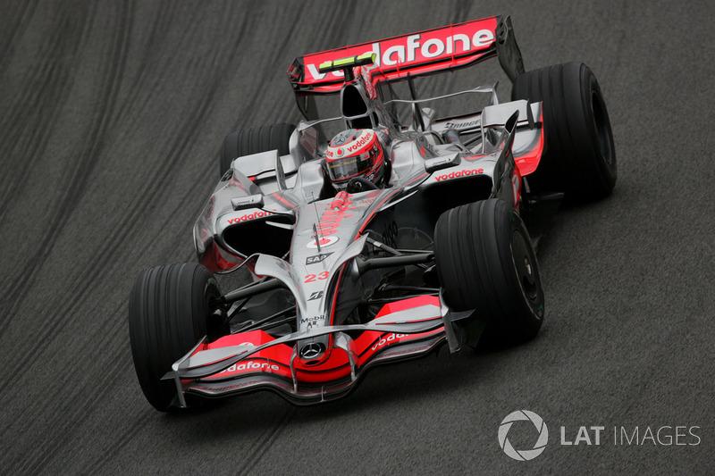 Heikki Kovalainen, McLaren MP4/23