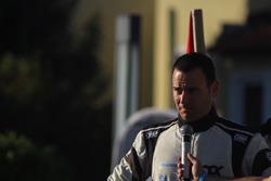 Podyum: Ralli galibi ve 2017 Balkan Ralli Kupası Şampiyonu Orhan Avcıoğlu, Burçin Korkmaz, Skoda Fab