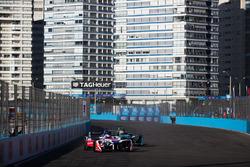 Felix Rosenqvist, Mahindra Racing, Nelson Piquet Jr., Jaguar Racing