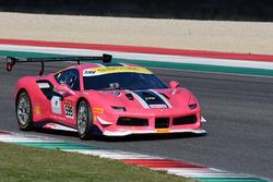 #599 LDS Cavallino Motors Bangkok Ferrari 488: Kanthicha Chimsiri