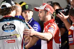 Andrea Dovizioso, Ducati Team, Franco Morbidelli, Marc VDS