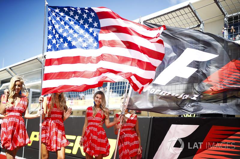 Nos Estados Unidos, país dos novos donos da F1, um dos GPs mais ousados de 2017.