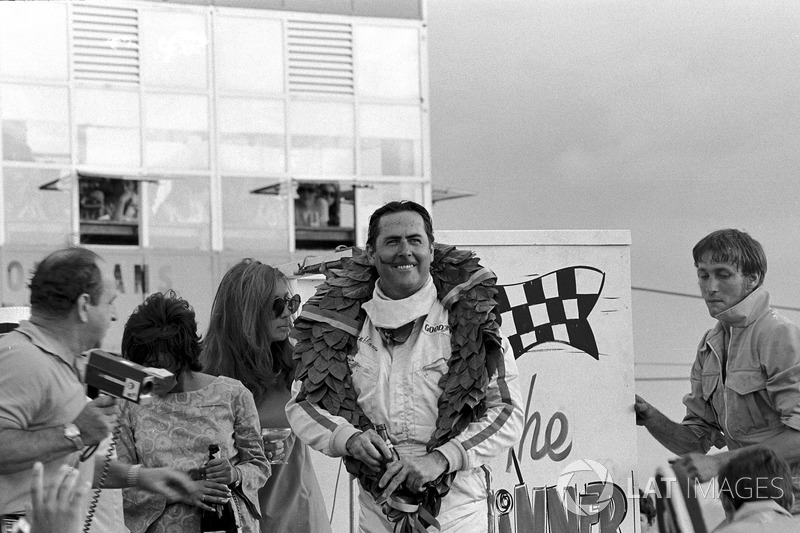 Jack Brabham: 9 temporadas en Brabham (desde 1962 hasta 1970)