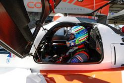 #54 CORE autosport ORECA LMP2, P: Jon Bennett, Colin Braun, Romain Dumas