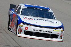 Alex Bowman, GMS Racing, Chevrolet Camaro ISM Connect