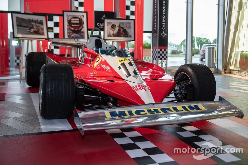 Gilles Villeneuve - Ferrari T3