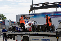 #10 Dragonspeed BR Engineering BR1: Хенрік Хедман, Бен Генлі, Ренгер ван дер Занде