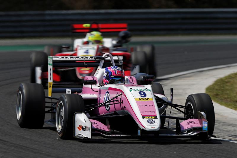 Jehan Daruvala (European F3, Hungaroring)