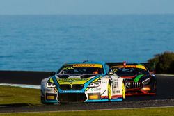 #100 BMW Team SRM BMW M6 GT3: Steve Richards, Michael Almond