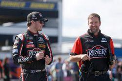 Erik Jones, Joe Gibbs Racing, Toyota Camry DeWalt Chris Gayle