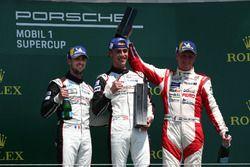 Julien Andlauer, martinet by ALMERAS, Thomas Preining, BWT Lechner Racing, Jaap van Lagen, FACH AUTO TECH