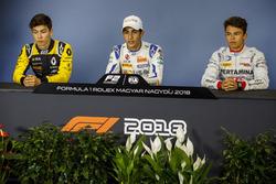 Jack Aitken, ART Grand Prix, Sergio Sette Camara, Carlin, Nyck De Vries, PREMA Racing,