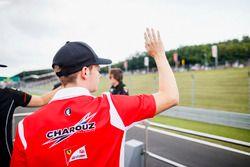 La parade des pilotes, Louis Deletraz, Charouz Racing System