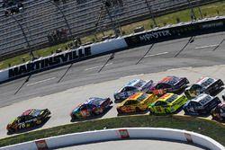Martin Truex Jr., Furniture Row Racing, Toyota Camry 5-hour ENERGY/Bass Pro Shops Kyle Busch, Joe Gibbs Racing, Toyota Camry M&M's Caramel