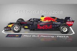 Analyse technique vidéo de la Red Bull RB14