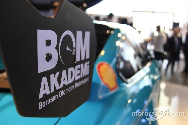 BMW M4 GT4, Borusan Otomotiv Motorsport