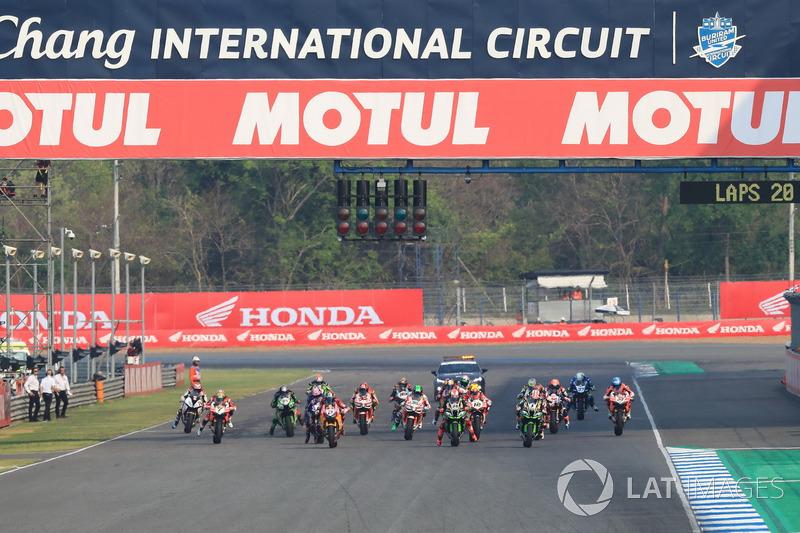 World Superbike Thailand 2018