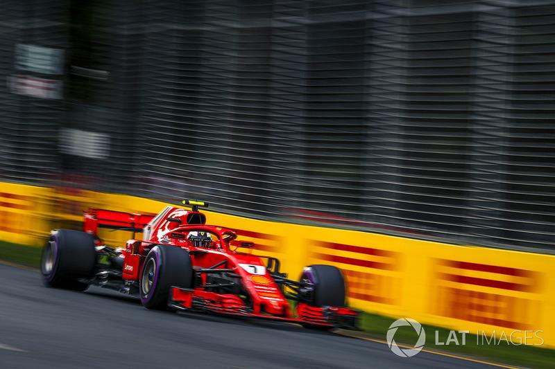 3. Kimi Räikkönen, Ferrari SF-71H