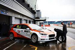 Lewis Kent, Essex and Kent Motorsport Hyundai