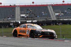 CRP Racing Mercedes-AMG GT3: Daniel Morad
