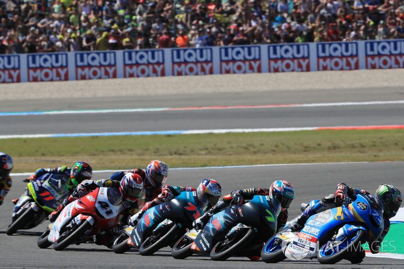 Alonso Lopez, Estrella Galicia 0,0, Ayumu Sasaki, Petronas Sprinta Racing, Adam Norrodin, Petronas Sprinta Racing