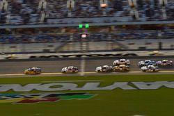 Ryan Blaney, Team Penske, Ford Mustang Pirtek, Austin Cindric, Roush Fenway Racing, Ford Mustang Odyssey Battery