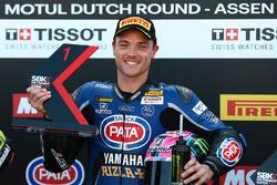 Polesitter Alex Lowes, Pata Yamaha