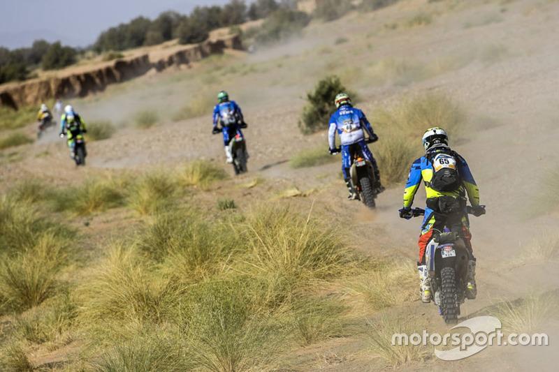 #154 Eduardo Iglesias, Galimplant KTM