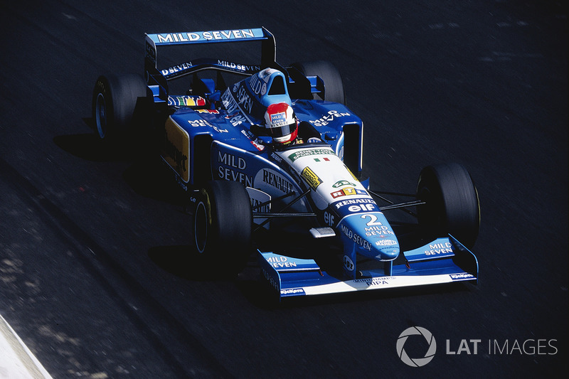 Johnny Herbert: Benetton (1989 y 1994-1995)