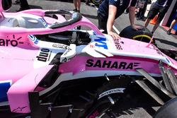 Force India VJM11 detalle
