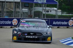 #77 TA2 Ford Mustang: Marc Miller of Stevens Miller Racing