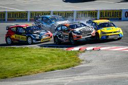 Janis Baumanis, STARD, Anton Marklund, Marklund Motorsport, Kevin Eriksson, Olsbergs MSE