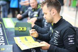 #97 Aston Martin Racing Aston Martin Vantage AMR: Jonathan Adam