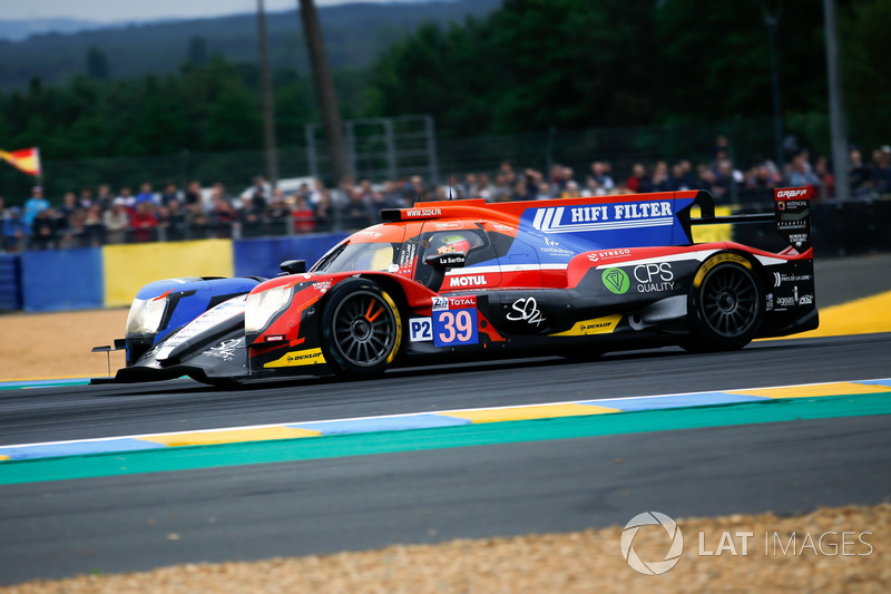 17. #39 Graff Racing S24 Oreca 07 Gibson
