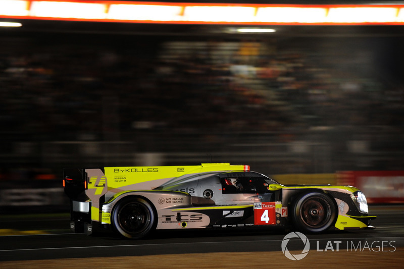 8. #4 ByKolles Racing Team Enso CLM P1/01