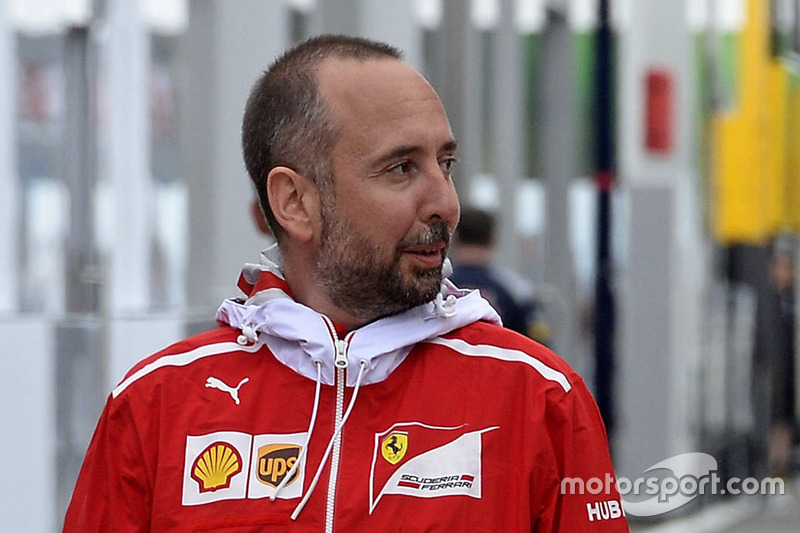 Enrico Cardile, Ferrari