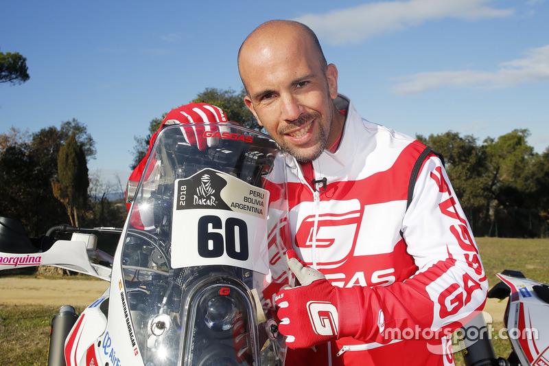 Jonathan Barragán, GasGas Rally Team