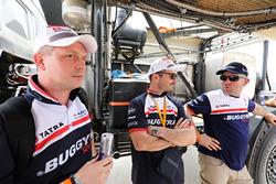 Pavel Vrnak, Peter Lesak, Filip Skrobanek, Tatra Buggyra Racing
