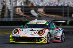 #59 Manthey Racing Porsche 911 GT3 R, GTD: Steve Smith, Harald Proczyk, Sven Muller, Matteo Cairoli