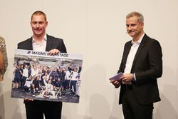 Maxime Martin, Jens Marquardt, directeur BMW Motorsport
