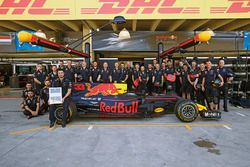 Red Bull Racing, Pit Crew of the Year 2017