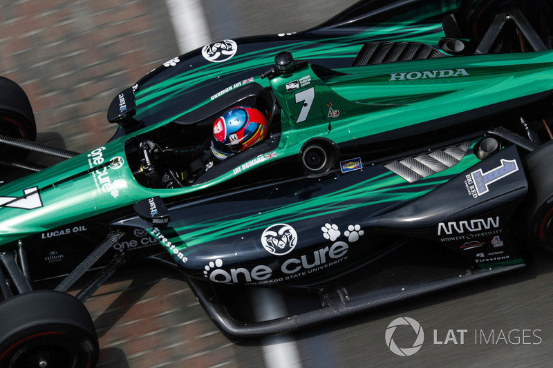 Джей Ховард, Schmidt Peterson Motorsports Honda