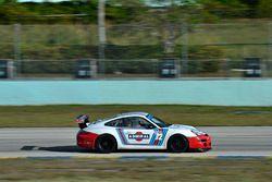 #72 MP2A Porsche GT3, Warren Cooper, Shane Lewis,, Juan Ramirez, MGM Motorsports