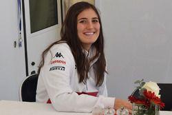 Tatiana Calderón, Alfa Romeo Sauber piloto de pruebas