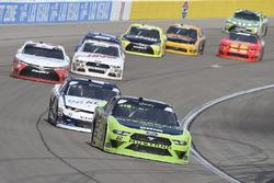 Ryan Blaney, Team Penske, Ford Mustang Fitzgerald Glider Kits, Kyle Larson, Chip Ganassi Racing, Chevrolet Camaro DC Solar